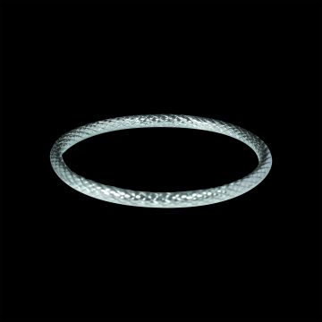 Plain Designer Bangle (13.6 Grm)