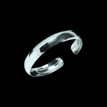 Plain Designer Bangle (11.7 Grm)
