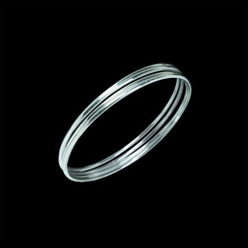 Plain Designer Bangle (16.9 Grm)