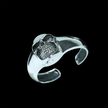 Skull Designer Bangle (60.9 Grm)