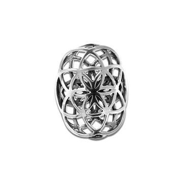 4.6 GRM FLOWER OF LIFE RING
